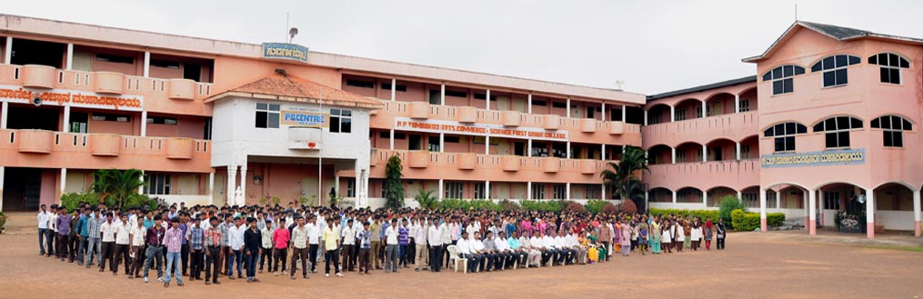 Welcome to B.R.TAMBAKAD FIRST GRADE COLLEGE HIREKERUR